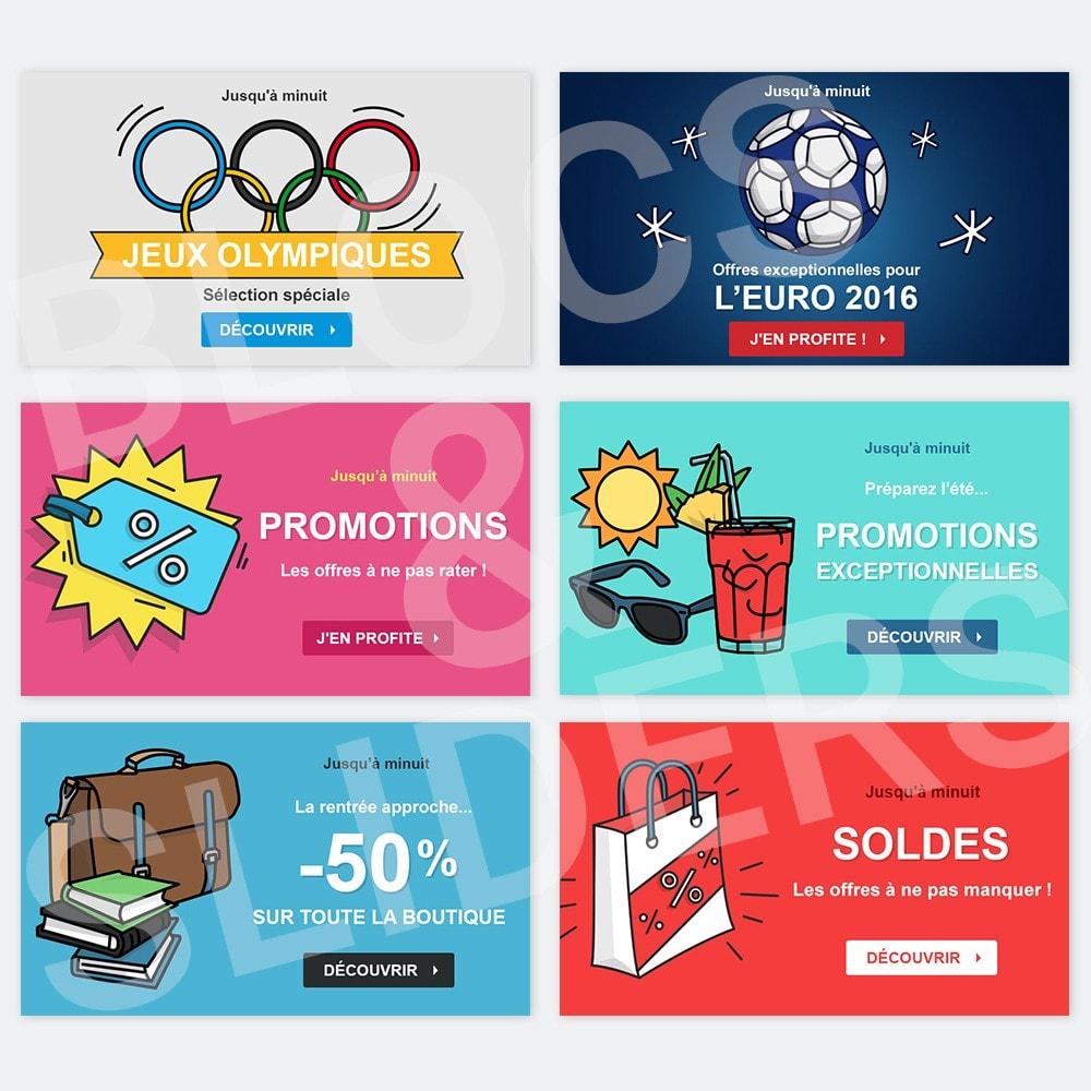 other - Visuels pour Promotions - 12 Visuels Promo - été - 1