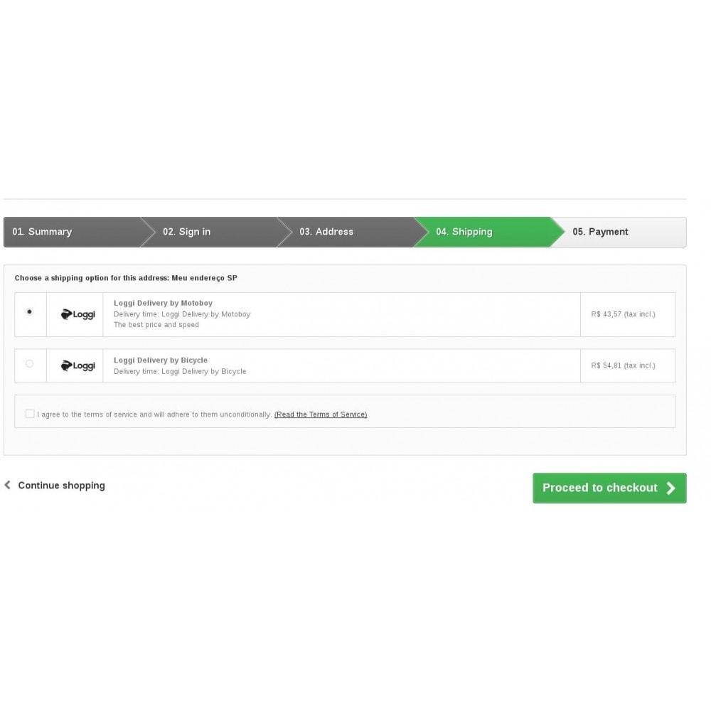 module - Corrieri - Loggi Delivery Service - 8