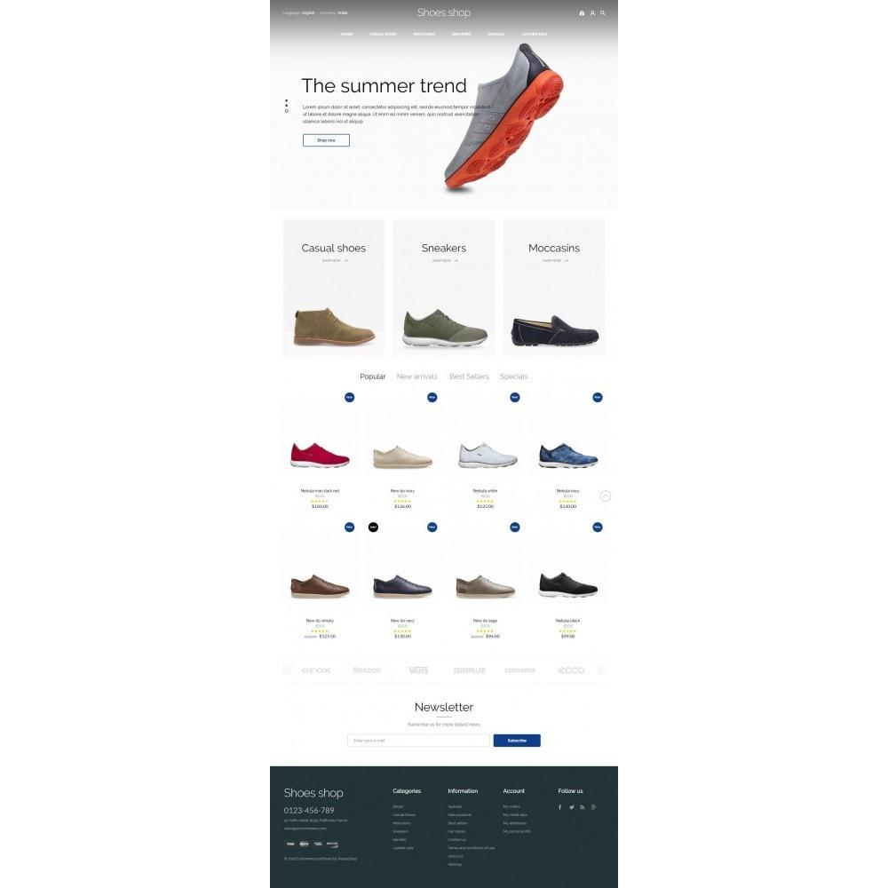 theme - Мода и обувь - Shoes shop - 2