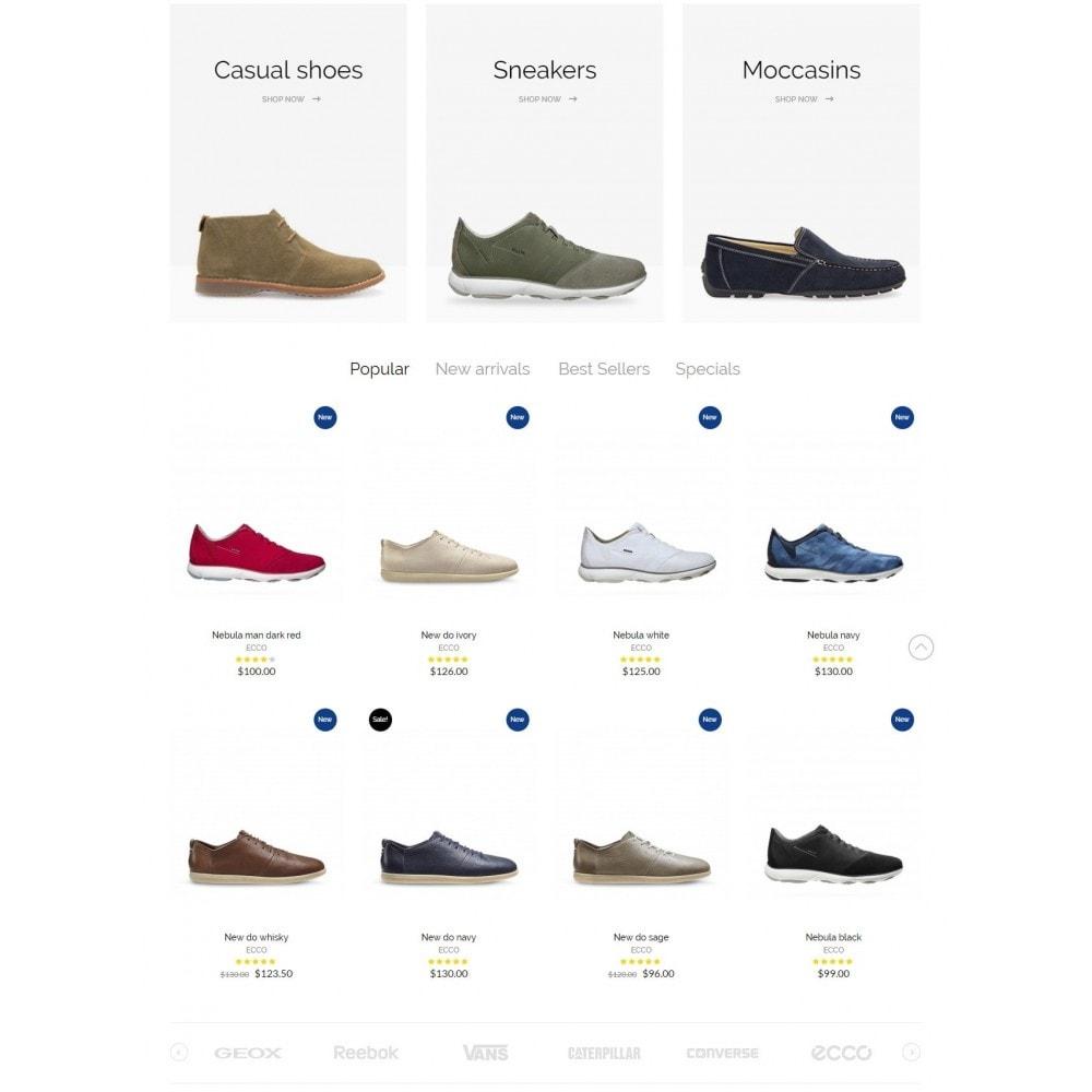 theme - Мода и обувь - Shoes shop - 4