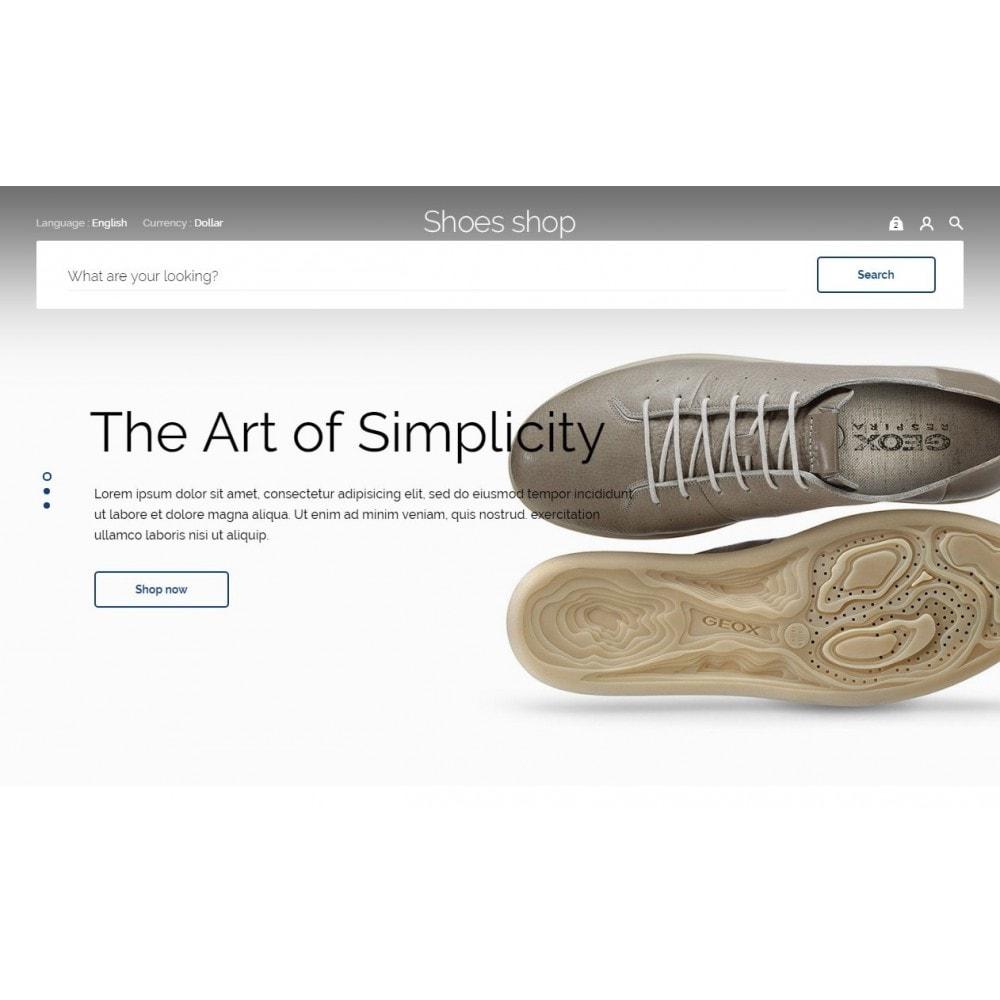 theme - Мода и обувь - Shoes shop - 5
