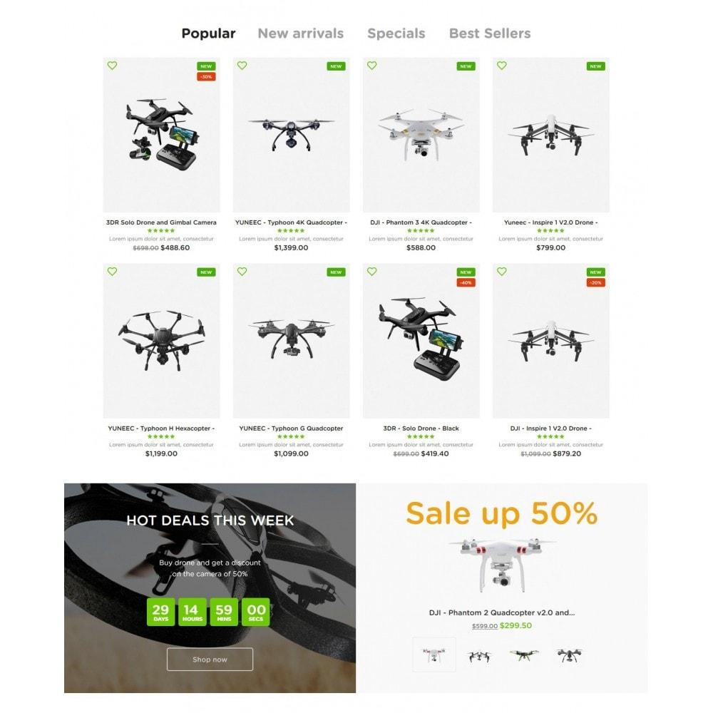 theme - Elektronik & High Tech - RCToys Quadcopters Store - 3