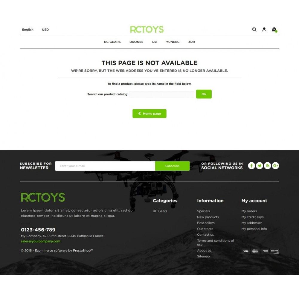 theme - Elektronik & High Tech - RCToys Quadcopters Store - 11