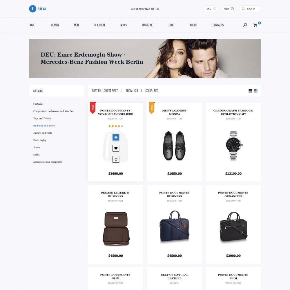 theme - Mode & Schuhe - Milano - Bekleidungsgeschäft - 2