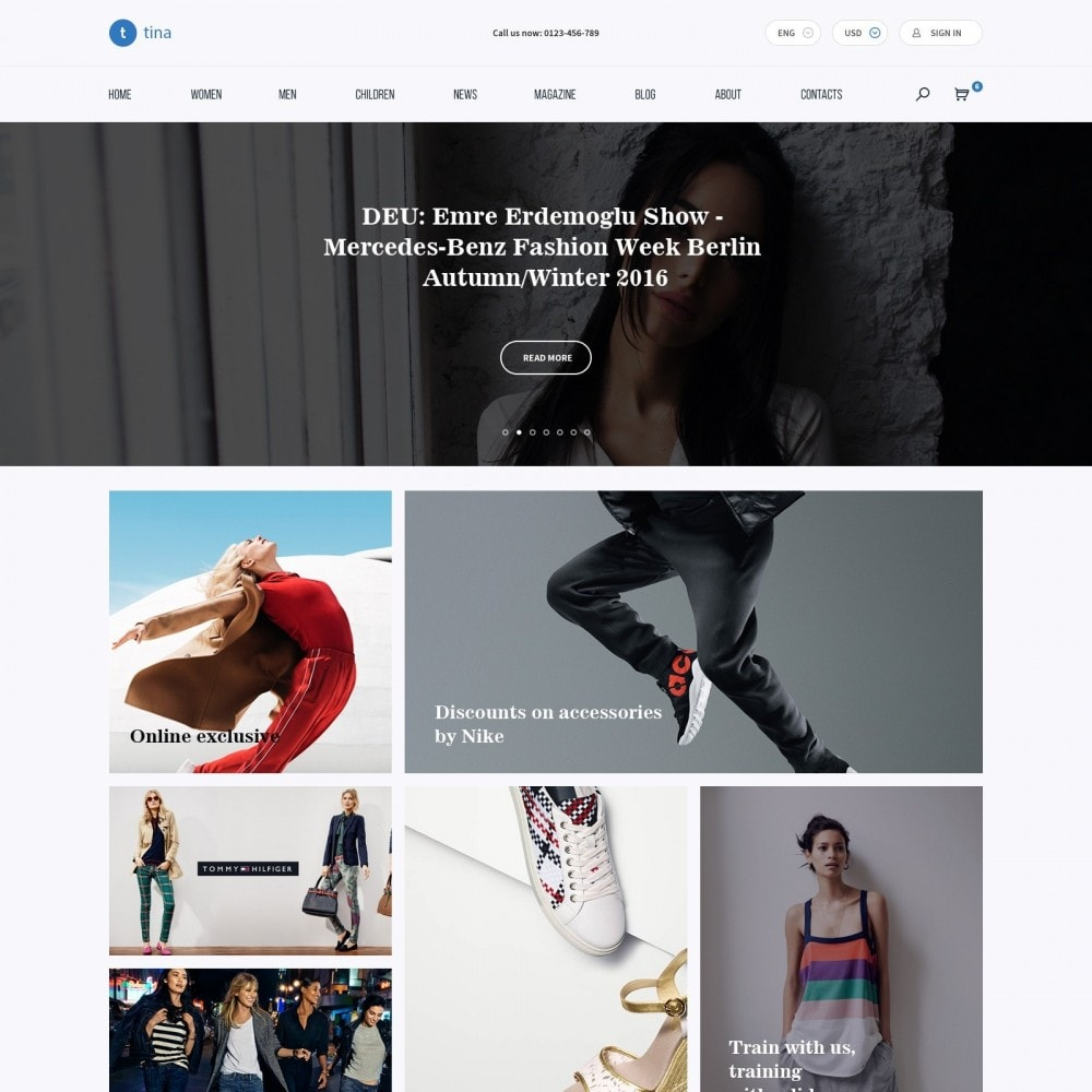 theme - Mode & Schoenen - Milano - Kledingzaak - 2