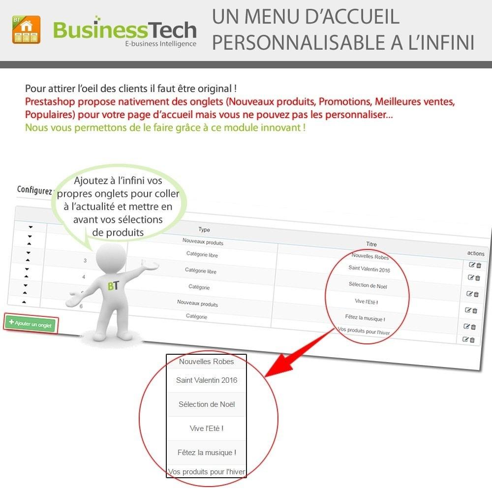 module - Produits en page d'accueil - Advanced Featured Products: Produits phares sur accueil - 4