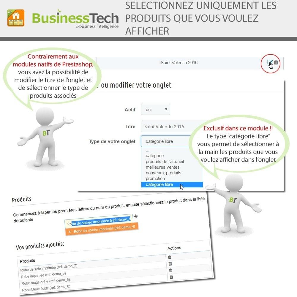 module - Produits en page d'accueil - Advanced Featured Products - 5