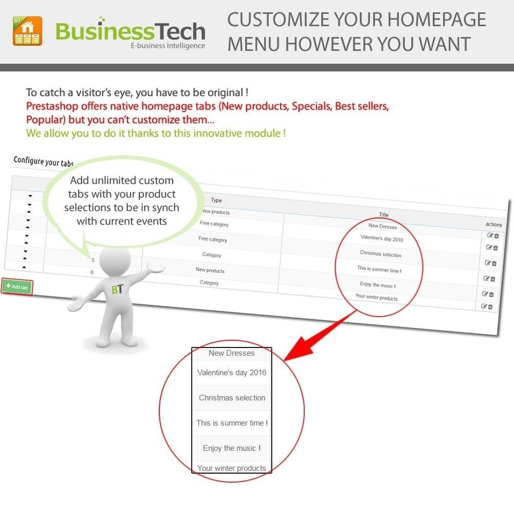 module - управления товарами на стартовой странице - Advanced Featured Products - 4