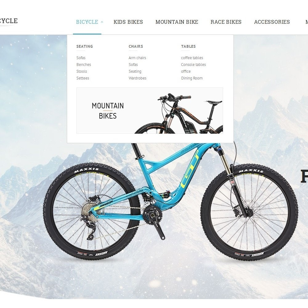theme - Sports, Activities & Travel - Sport Bicycle Store - 8