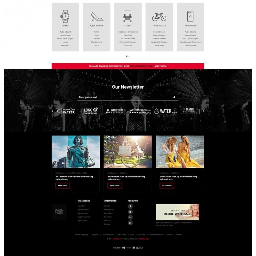 theme - Moda & Obuwie - FashStore - Suppermarket - 4