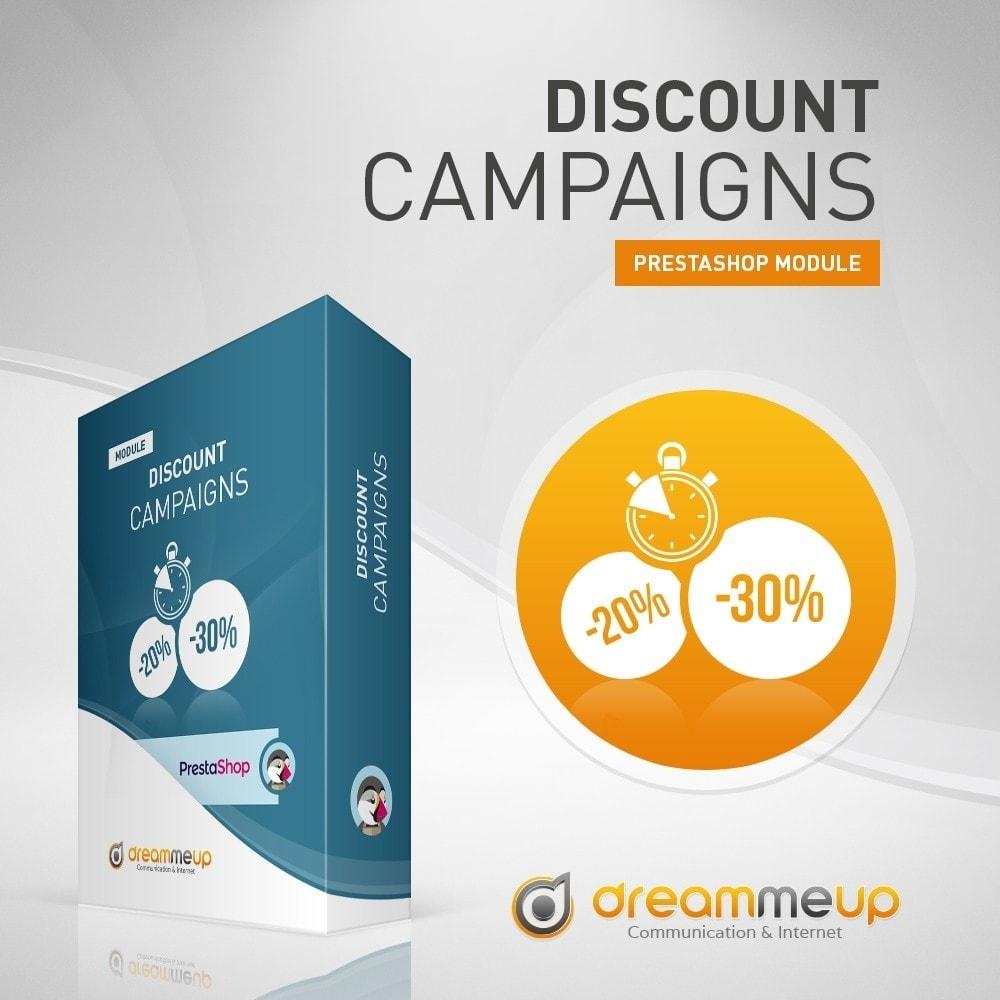 module - Promoções & Brindes - DMU Discount campaigns - 2