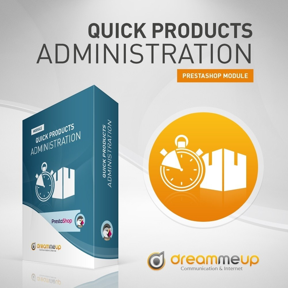 module - Snelle & seriematige bewerking - DMU Quick Admin of your product database - 2