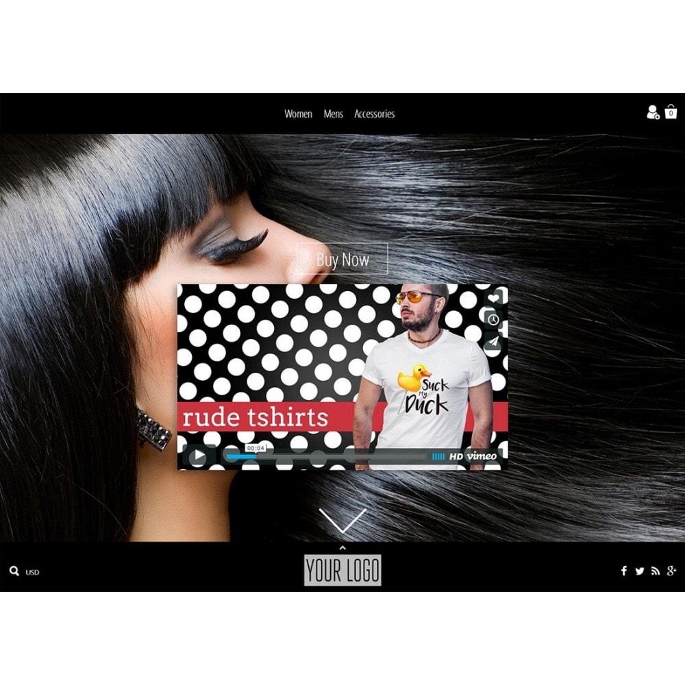 theme - Gesundheit & Schönheit - Swank Parallax Moderne - 1