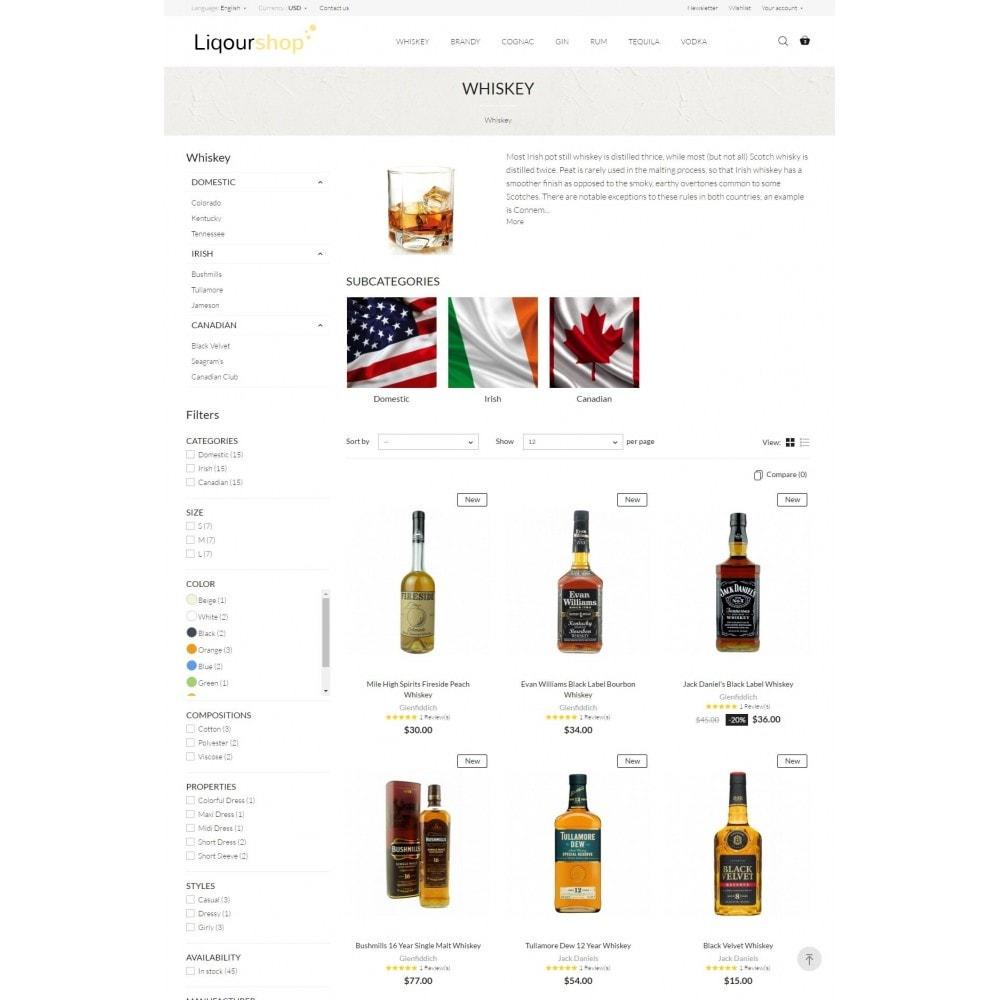 theme - Drank & Tabak - Liquor Shop - 5