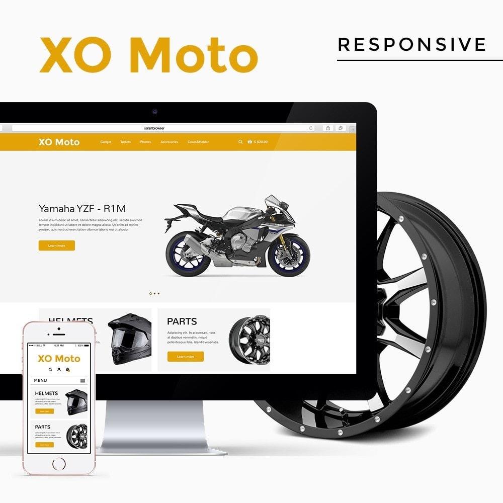 theme - Carros & Motos - XO moto - 1