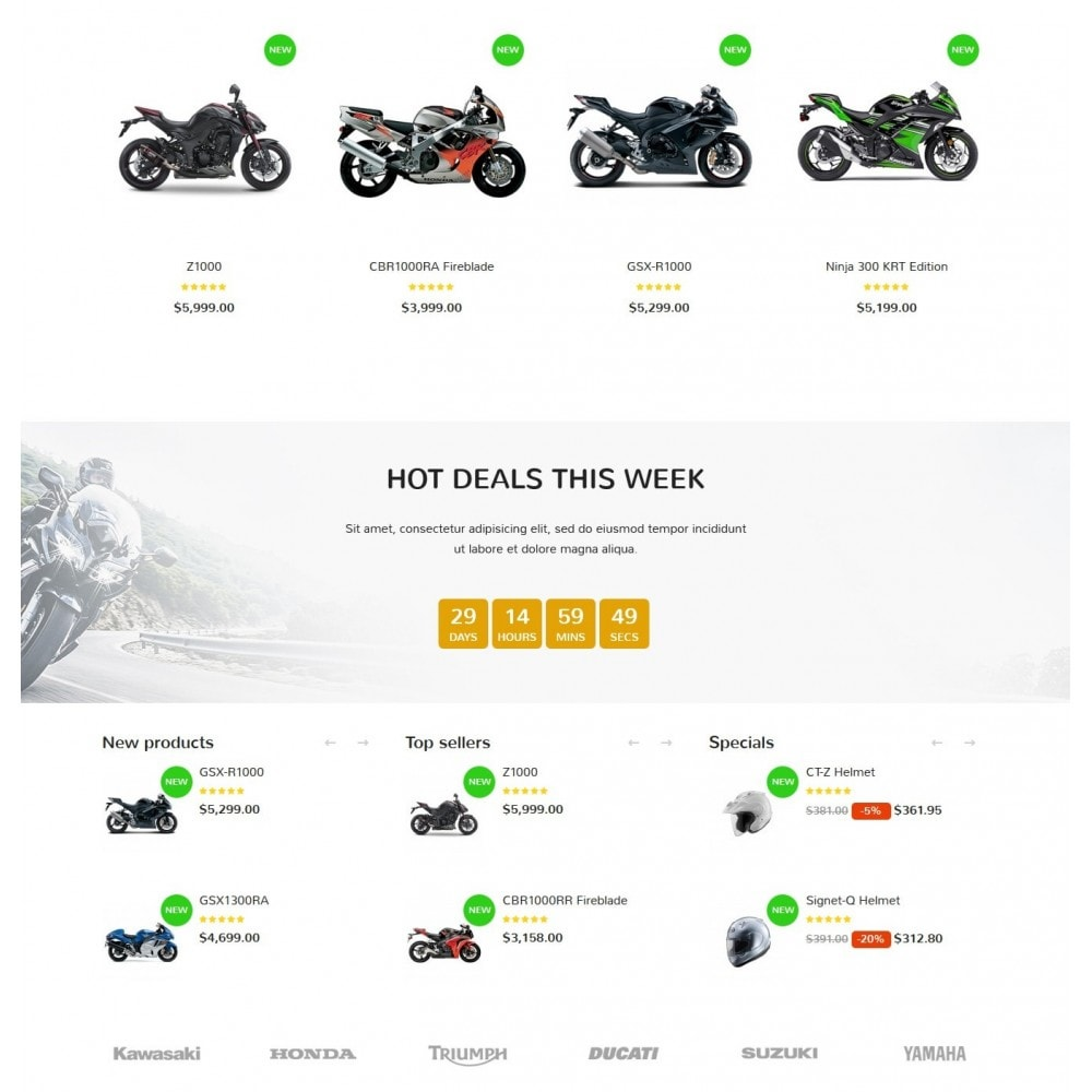 theme - Carros & Motos - XO moto - 3