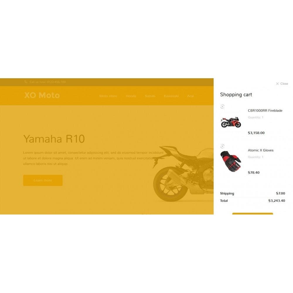 theme - Automotive & Cars - XO moto - 4