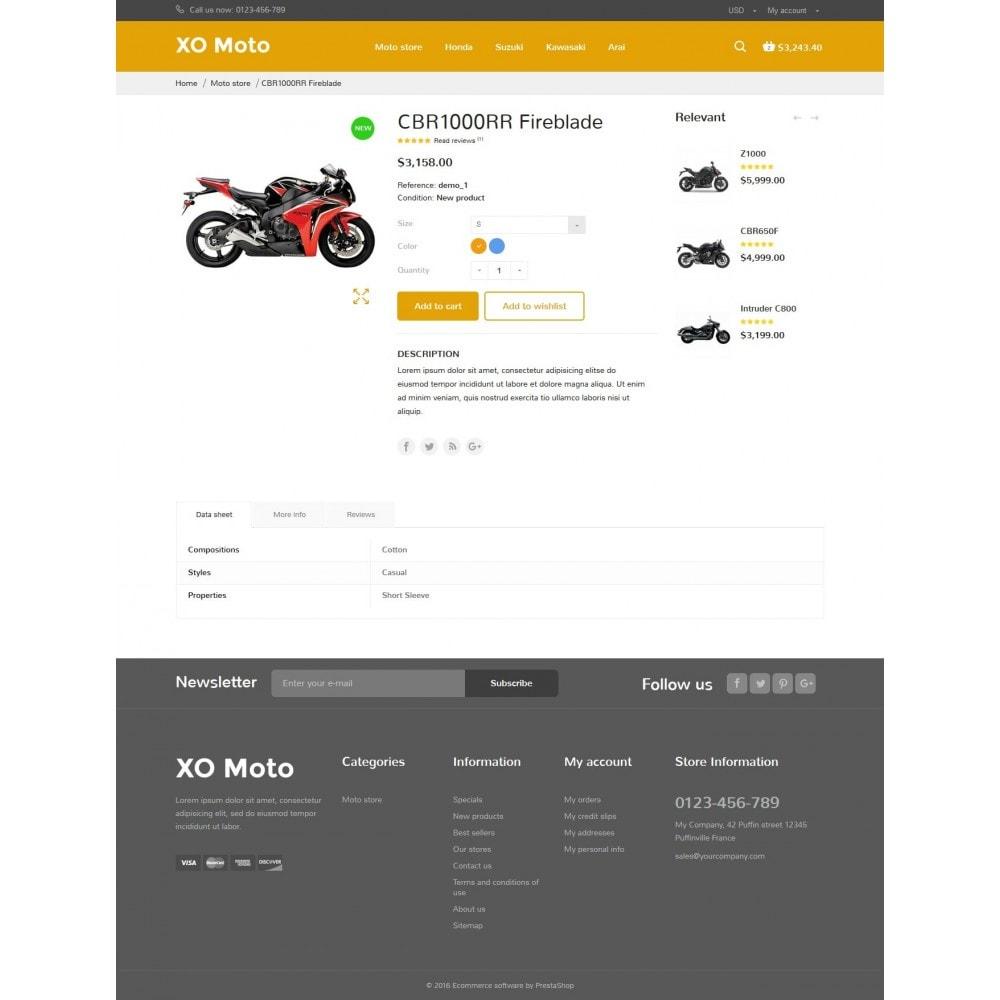 theme - Carros & Motos - XO moto - 9