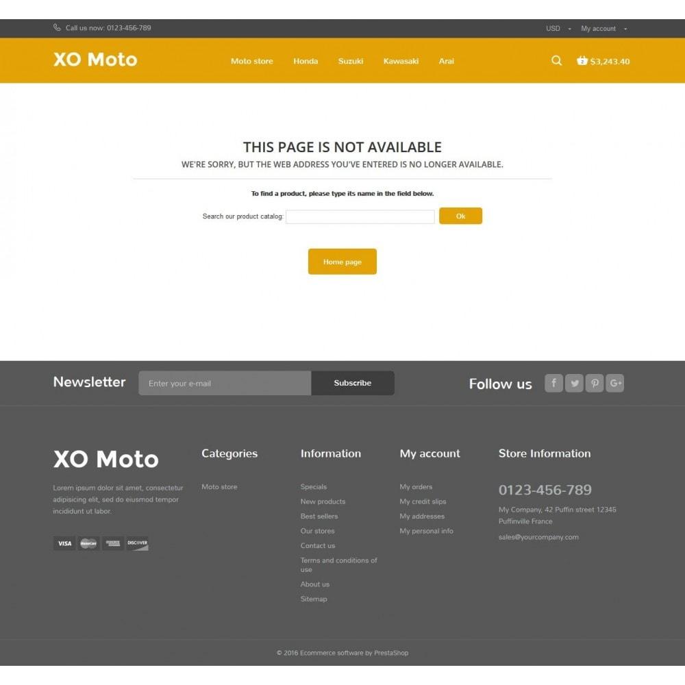 theme - Carros & Motos - XO moto - 10