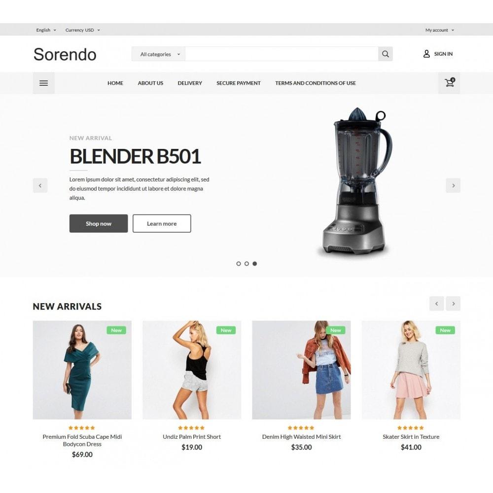 theme - Elektronik & High Tech - Sorendo Store - 2