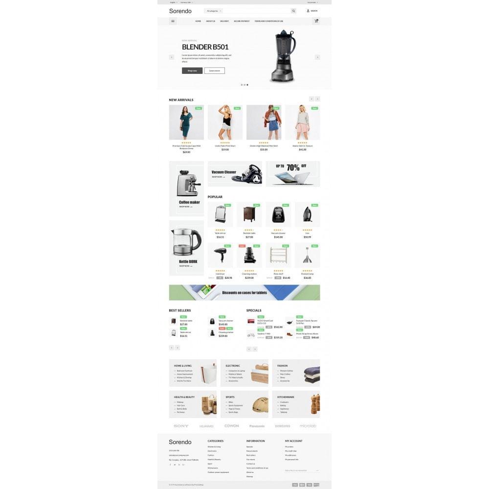theme - Elektronik & High Tech - Sorendo Store - 6