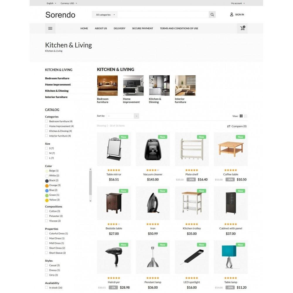 theme - Elektronik & High Tech - Sorendo Store - 7