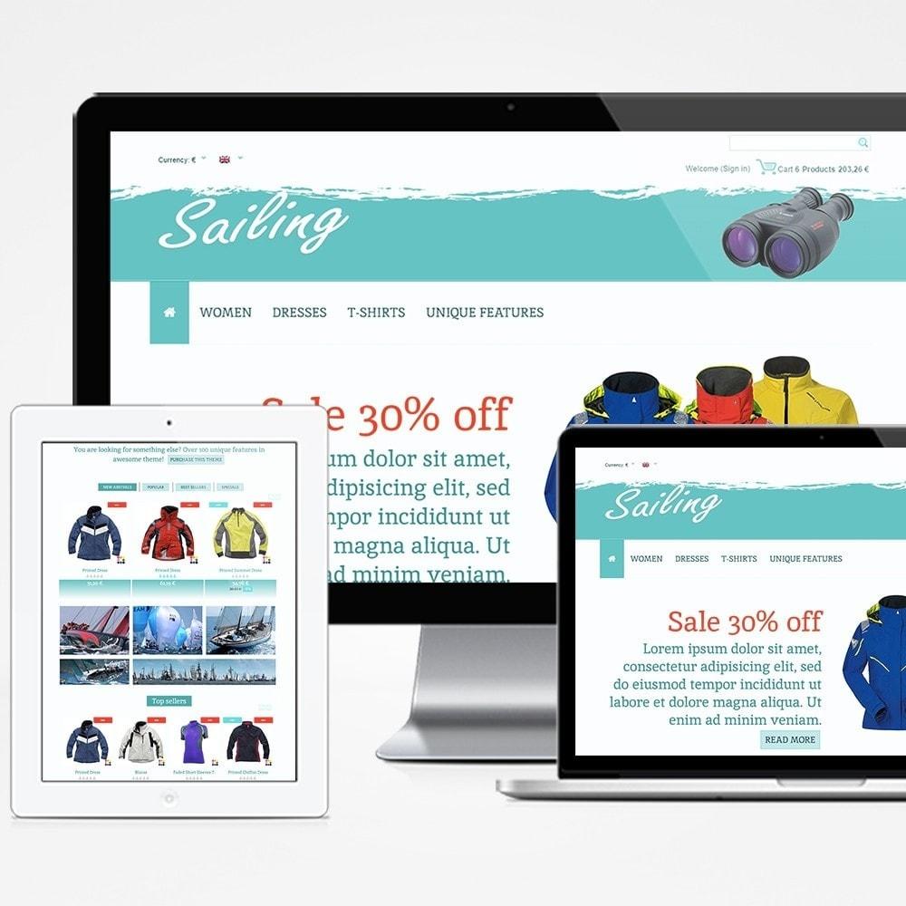 theme - Sports, Activities & Travel - Sailing - 1