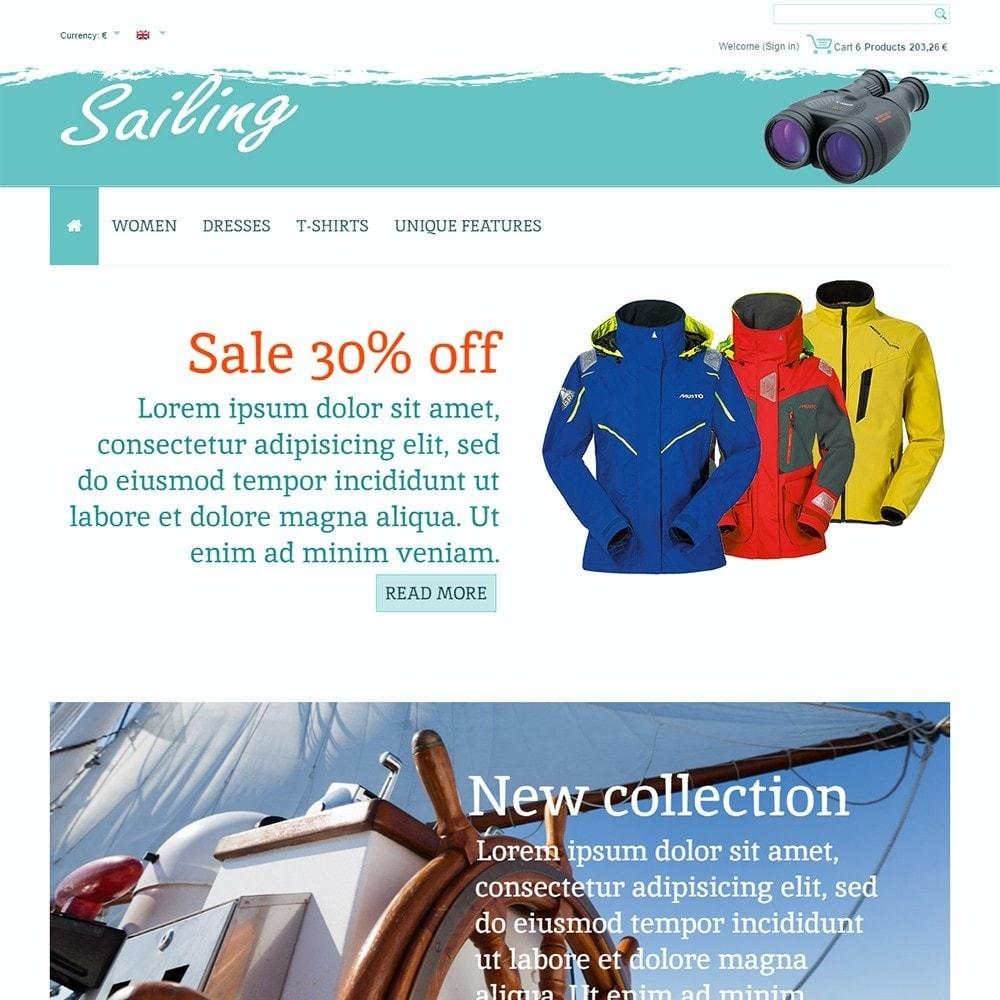 theme - Sports, Activities & Travel - Sailing - 2