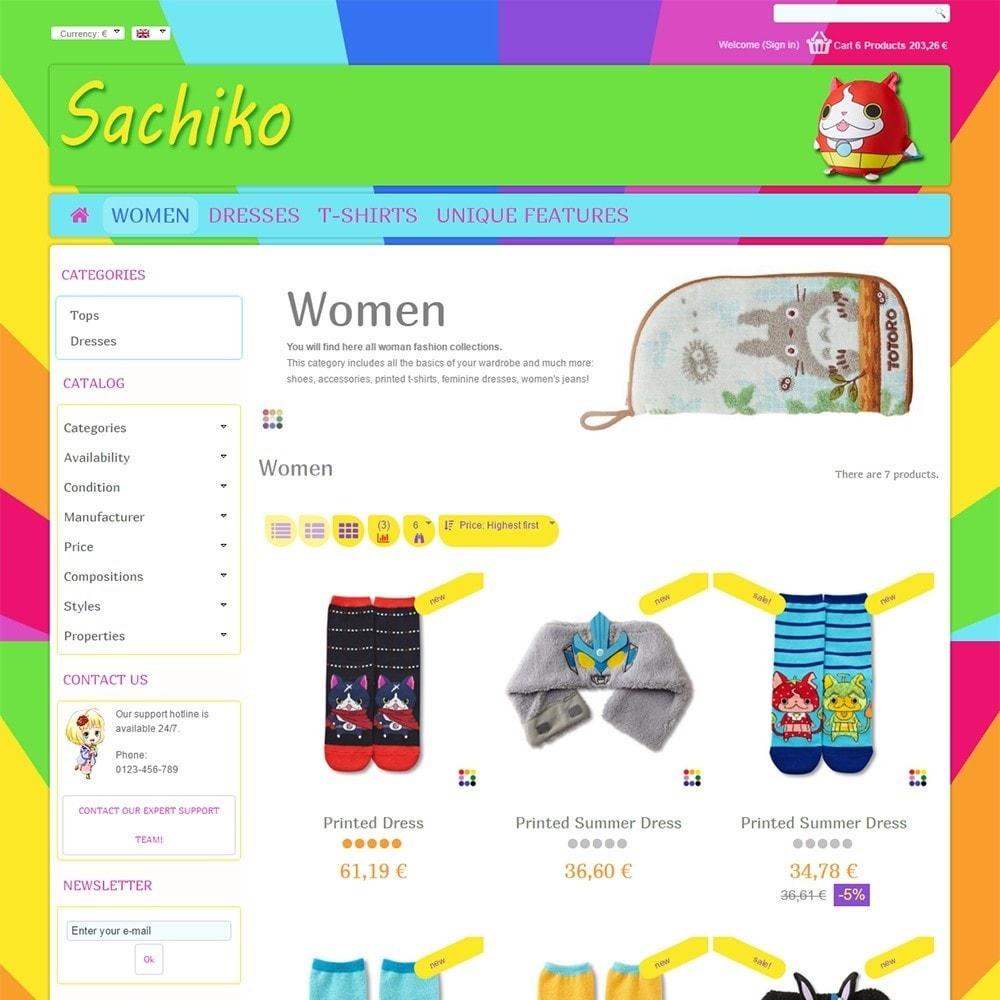 theme - Дети и Игрушки - Sachiko - 3