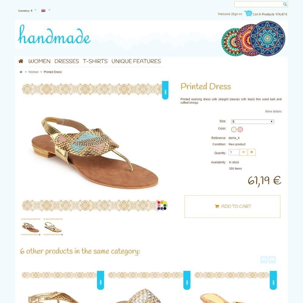 theme - Arte e Cultura - Handmade - 4