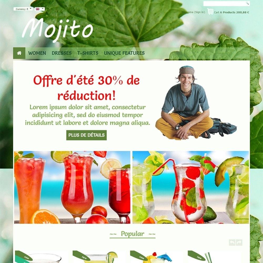 theme - Drink & Tobacco - Mojito - 2