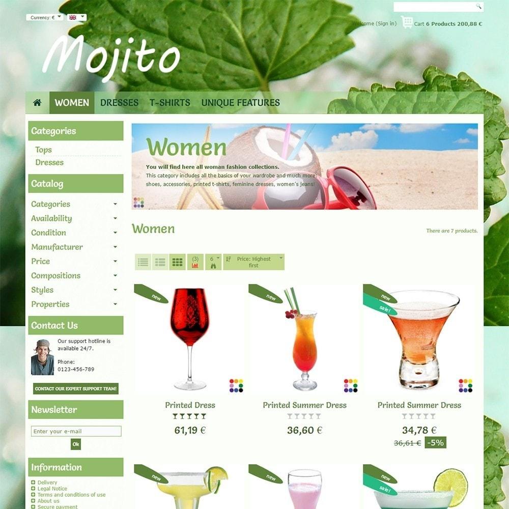 theme - Drink & Tobacco - Mojito - 3