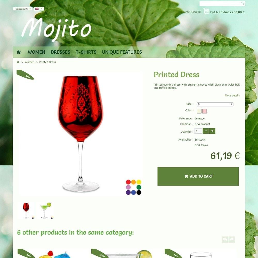 theme - Drink & Tobacco - Mojito - 4
