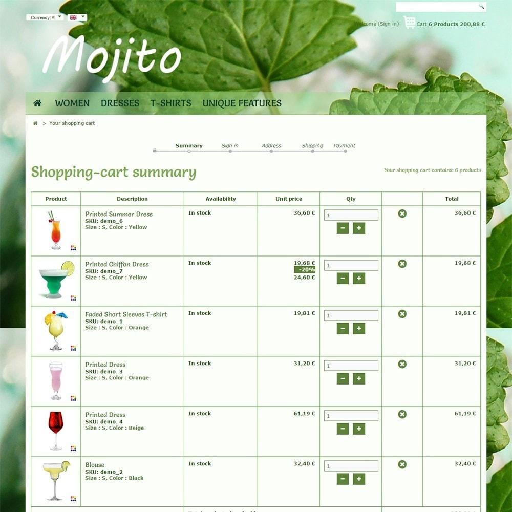 theme - Drink & Tobacco - Mojito - 5