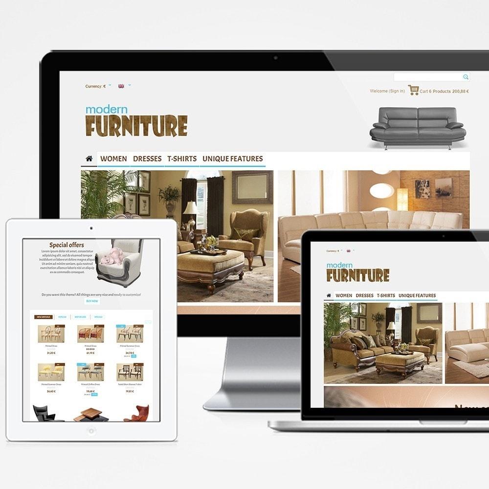 theme - Дом и сад - Modern Furniture - 1