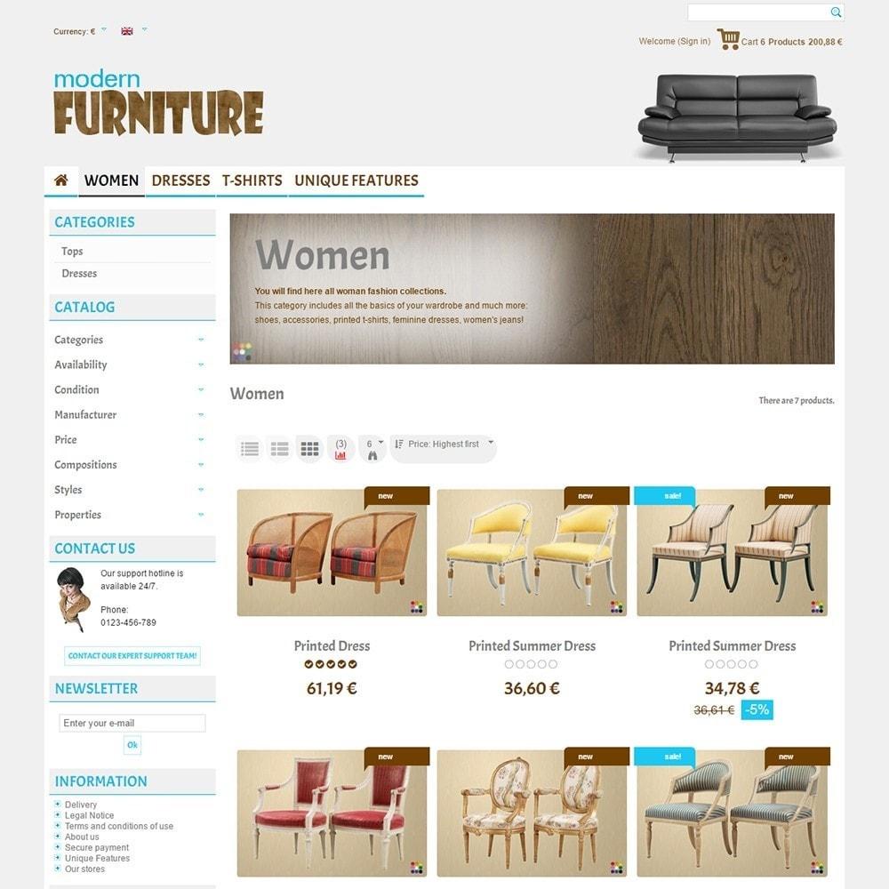 theme - Дом и сад - Modern Furniture - 3