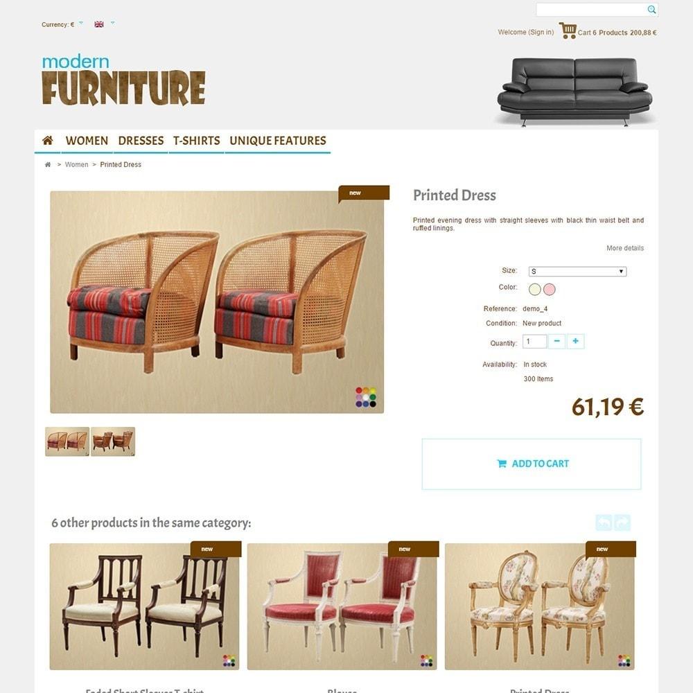 theme - Дом и сад - Modern Furniture - 4