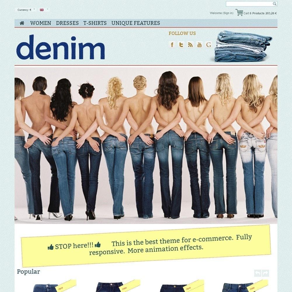 theme - Mode & Schuhe - Denim - 2