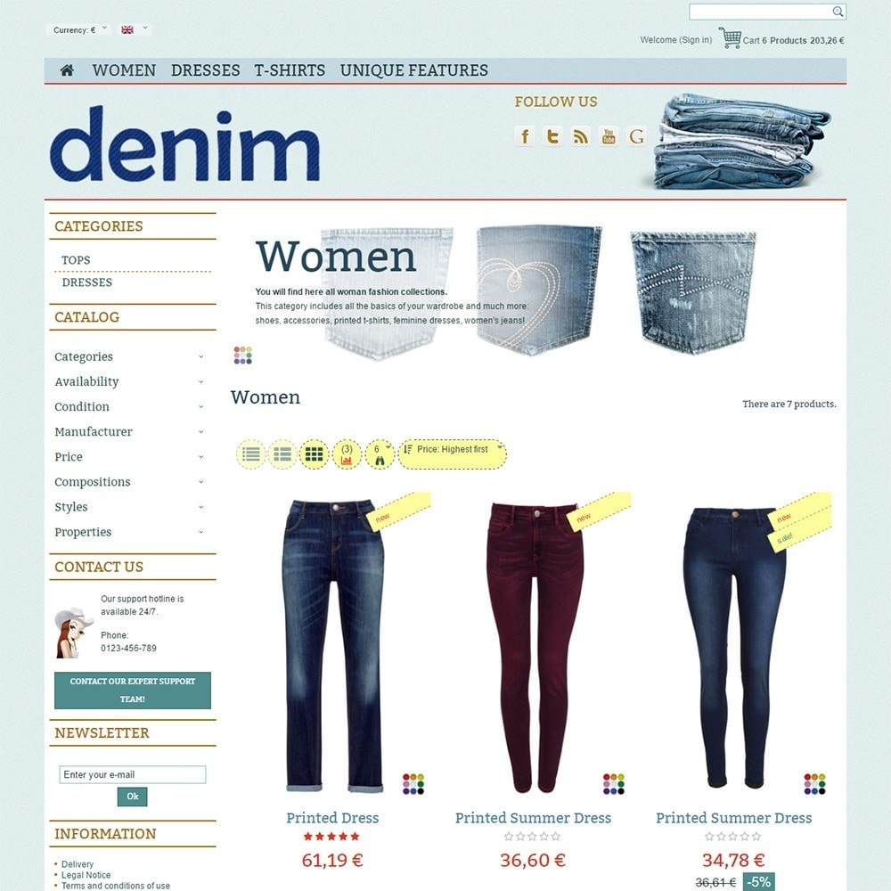 theme - Mode & Schuhe - Denim - 3