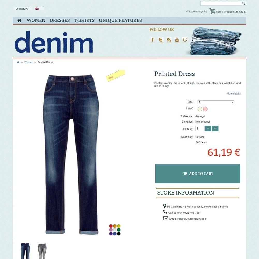 theme - Mode & Schuhe - Denim - 4