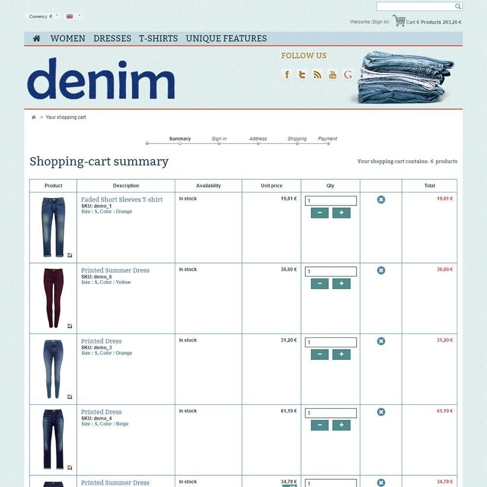 theme - Mode & Schuhe - Denim - 5