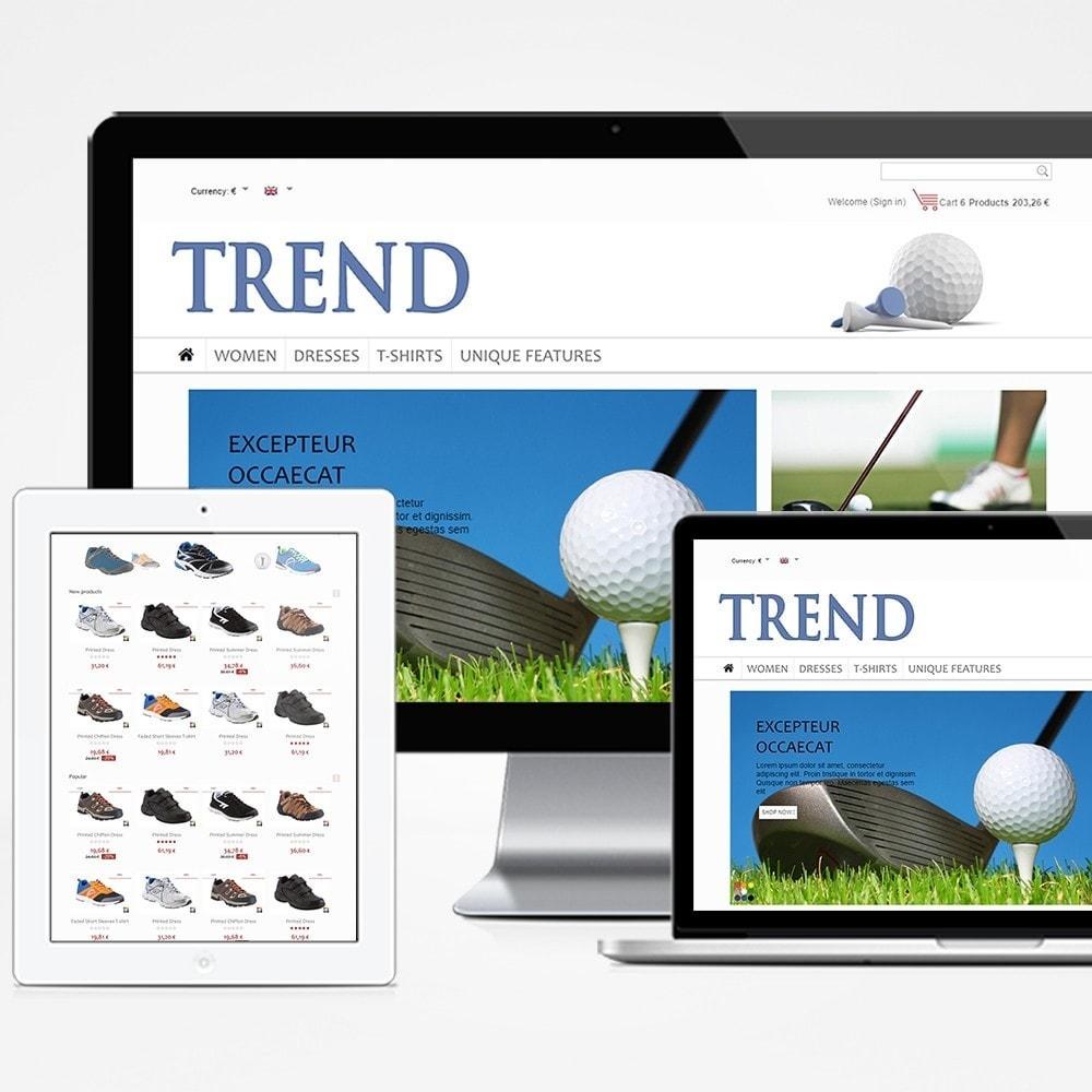 theme - Sport, Loisirs & Voyage - Trend - 1