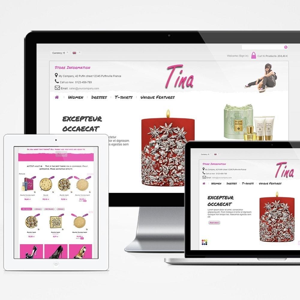 theme - Bijoux & Accessoires - Tina - 1
