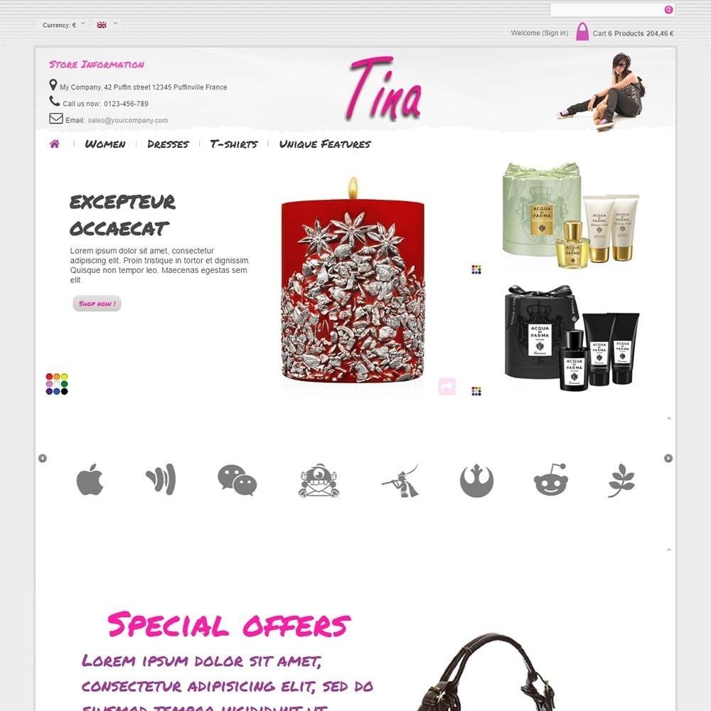 theme - Bijoux & Accessoires - Tina - 3