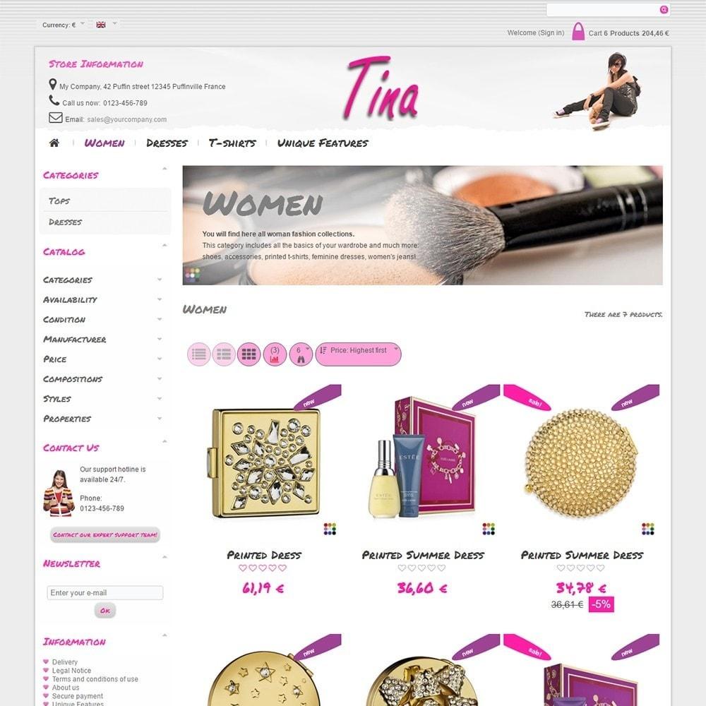 theme - Bijoux & Accessoires - Tina - 4