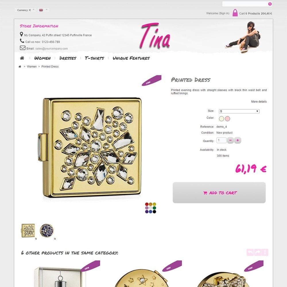 theme - Bijoux & Accessoires - Tina - 5