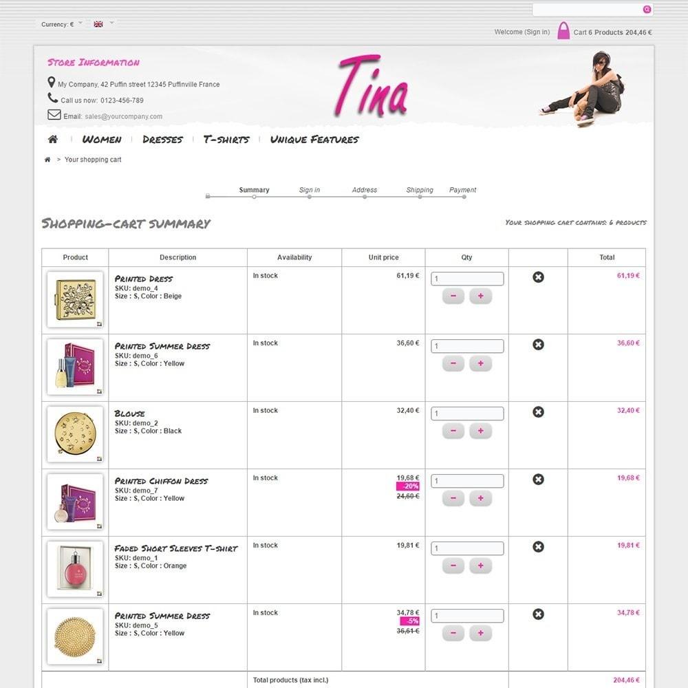 theme - Bijoux & Accessoires - Tina - 6