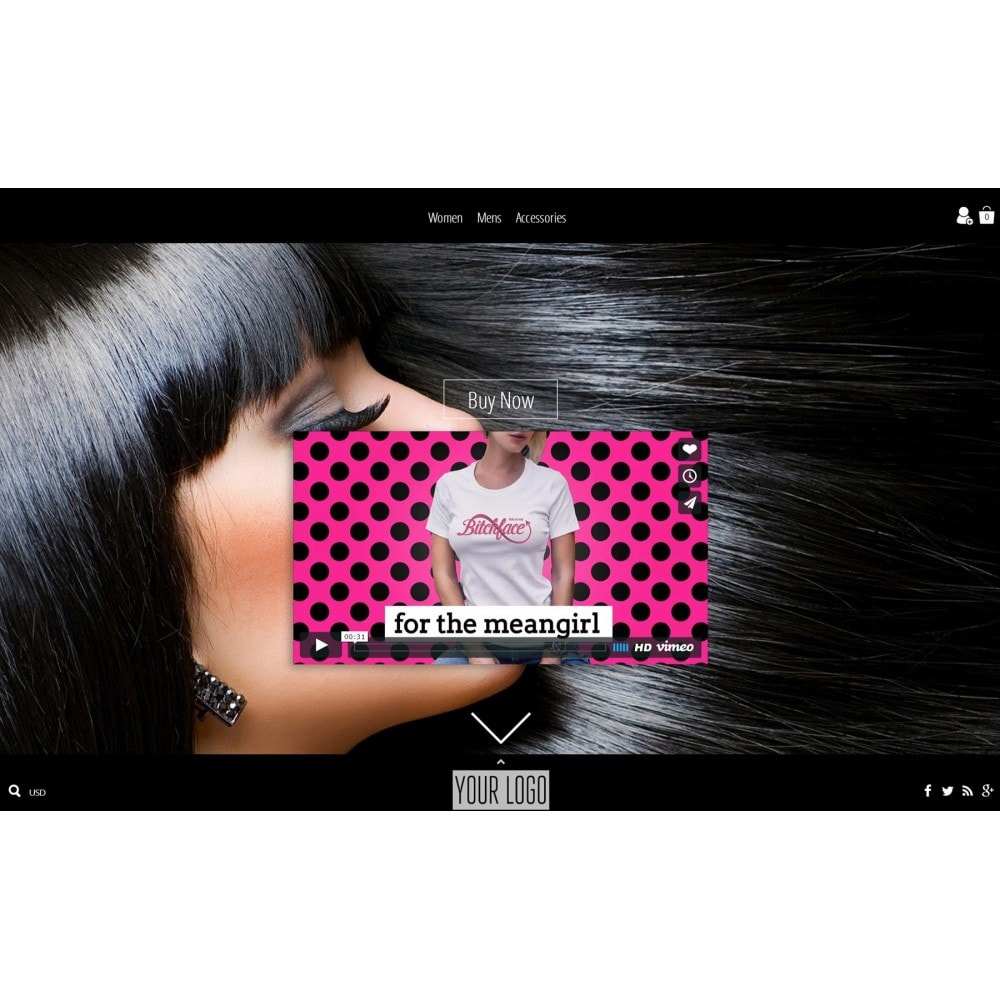 theme - Gesundheit & Schönheit - Swank Parallax Moderne - 5