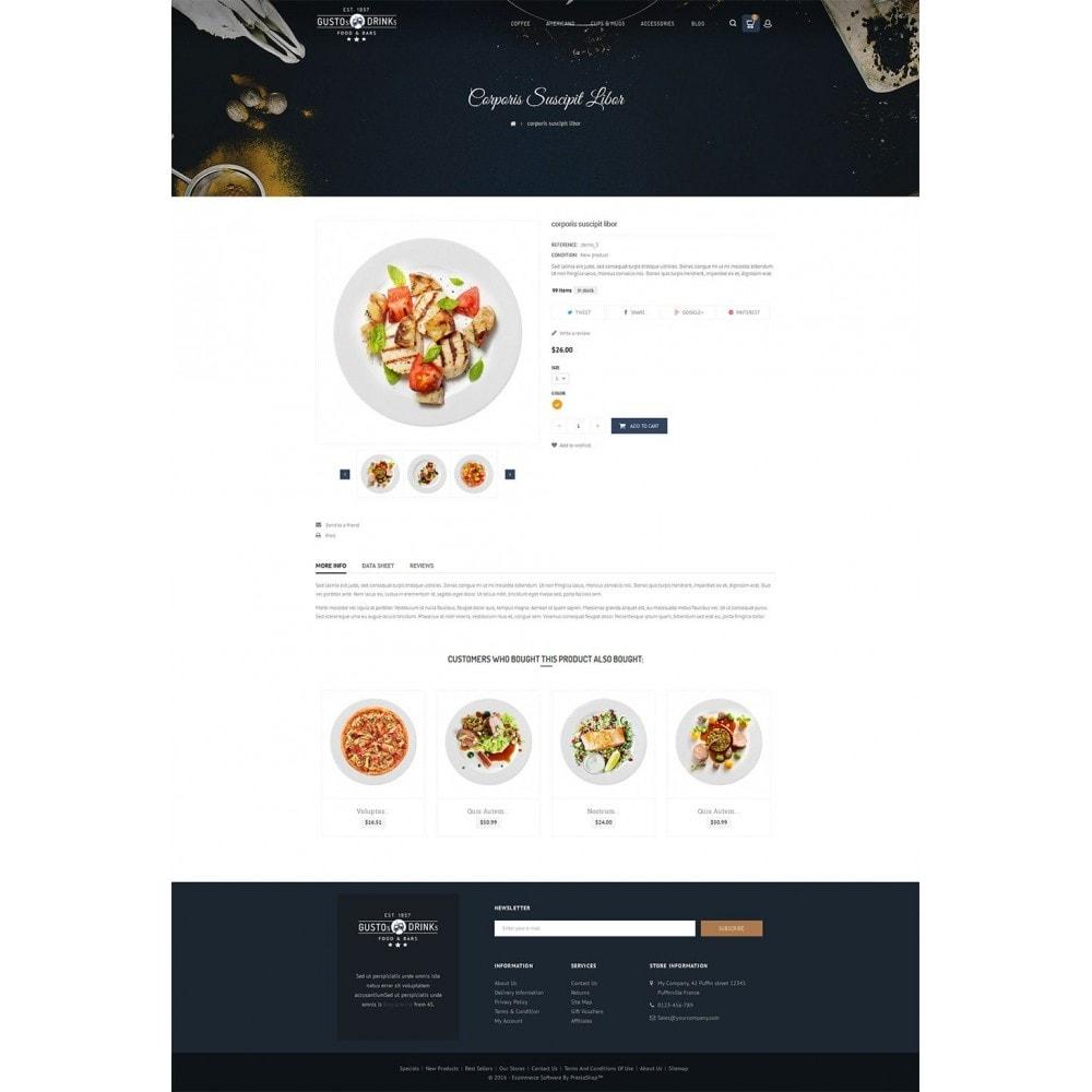 theme - Alimentation & Restauration - Restaurant - 5