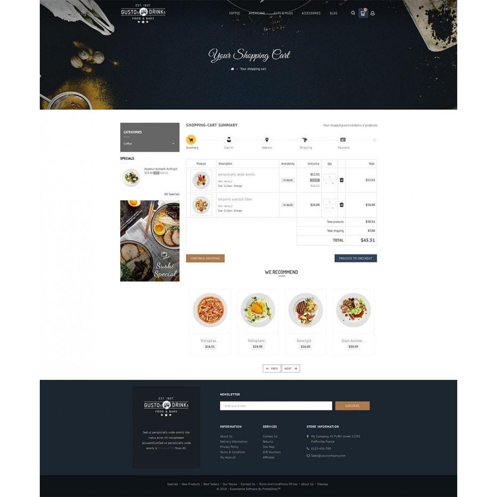 theme - Alimentation & Restauration - Restaurant - 6